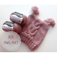 Kit cappello Owl Hat