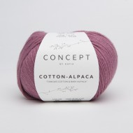 Katia Cotton Alpaca