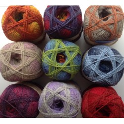 Kauni  Wool 8/2 effectyarn